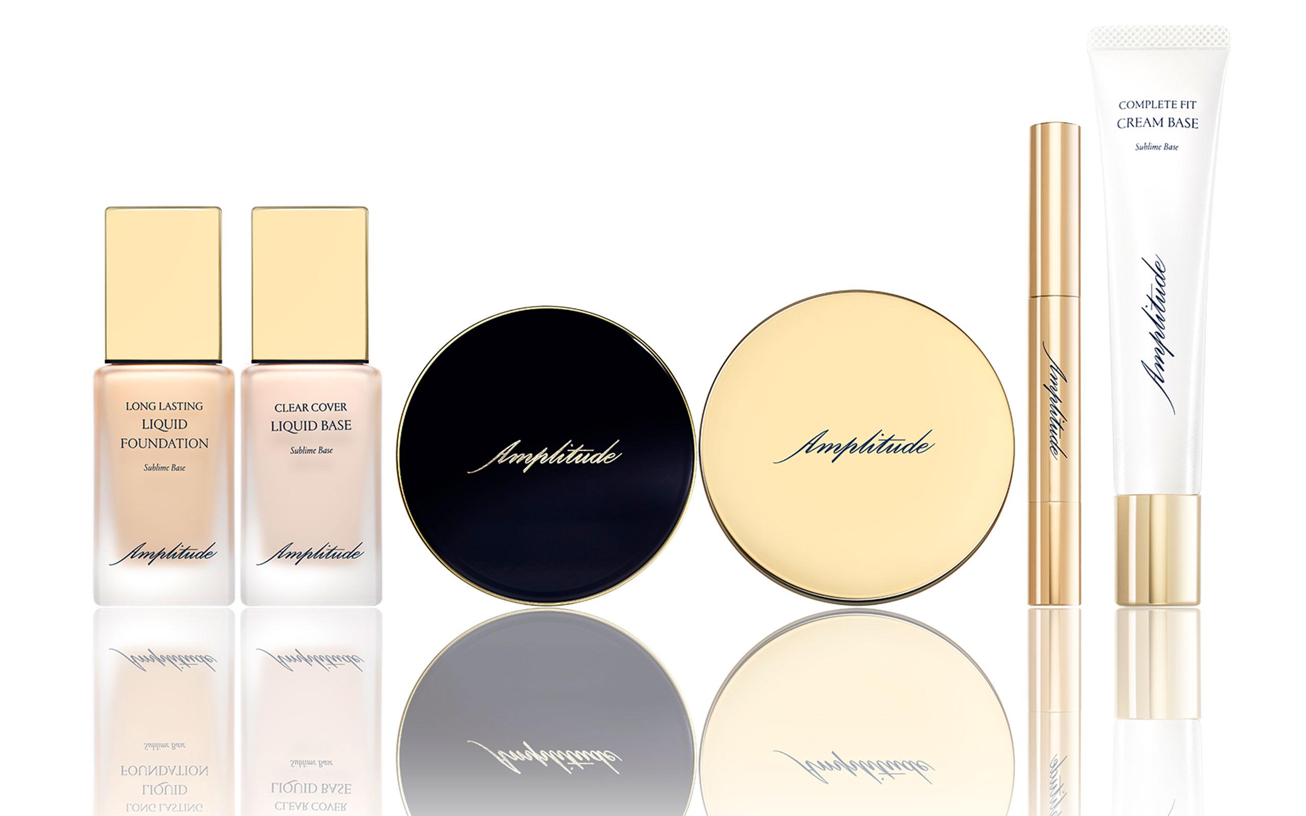 "Congratulations! Launch New Brand ""Amplitude"" By Creative Director RUMIKO"