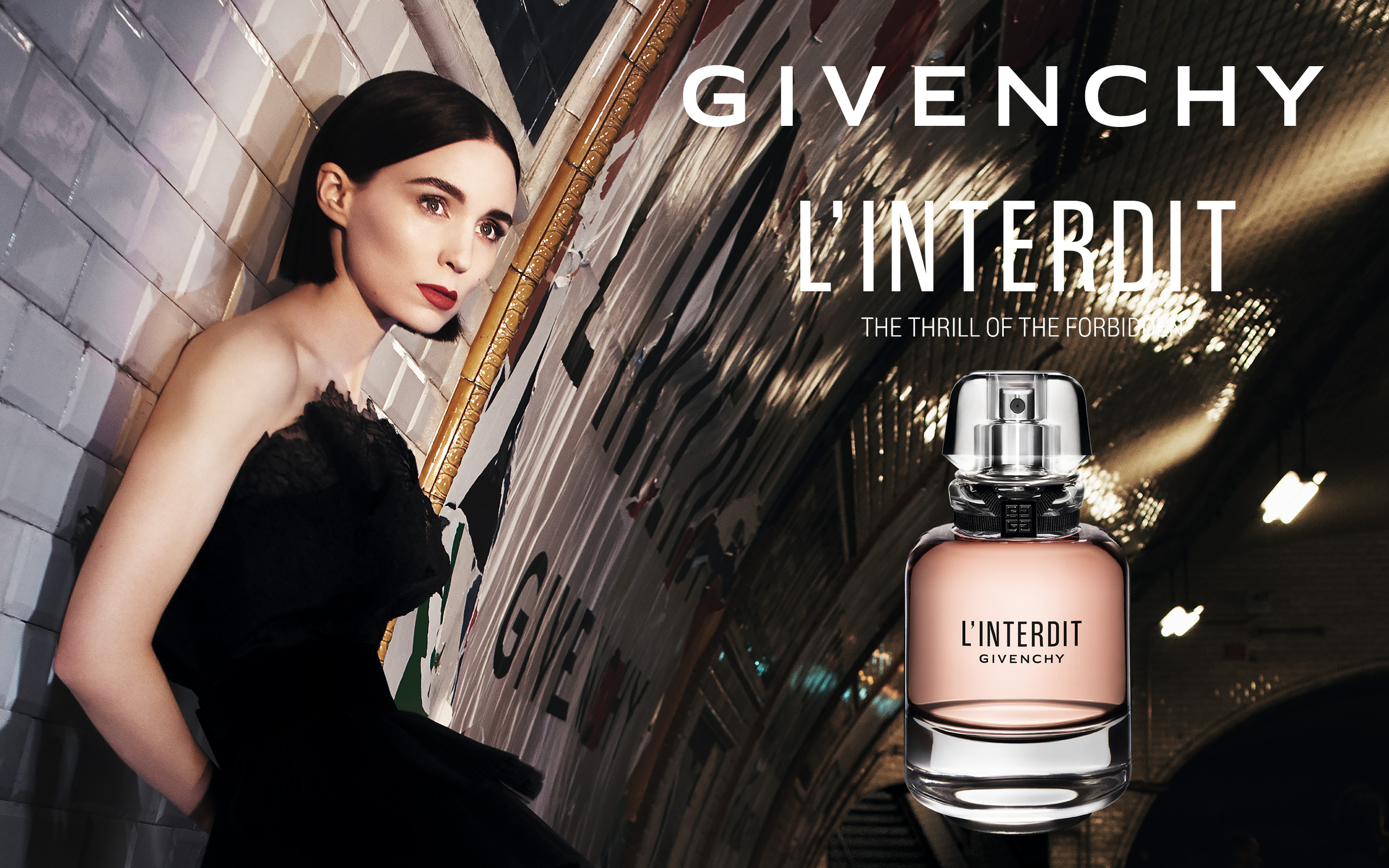 Parfums Givenchy Launched Re-edition Fragrance: L'INTERDIT