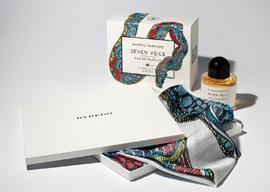 スウェーデン発のフレグランスブランド「BYREDO(バレード)」Adam et Rope' Biotopにて「SEVEN VEILS(セヴン ヴェールズ)」スペシャルBOXを数量限定発売