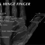 Cavempt Presents A Party 'C.E & HINGE FINGER'<br>  At Unit