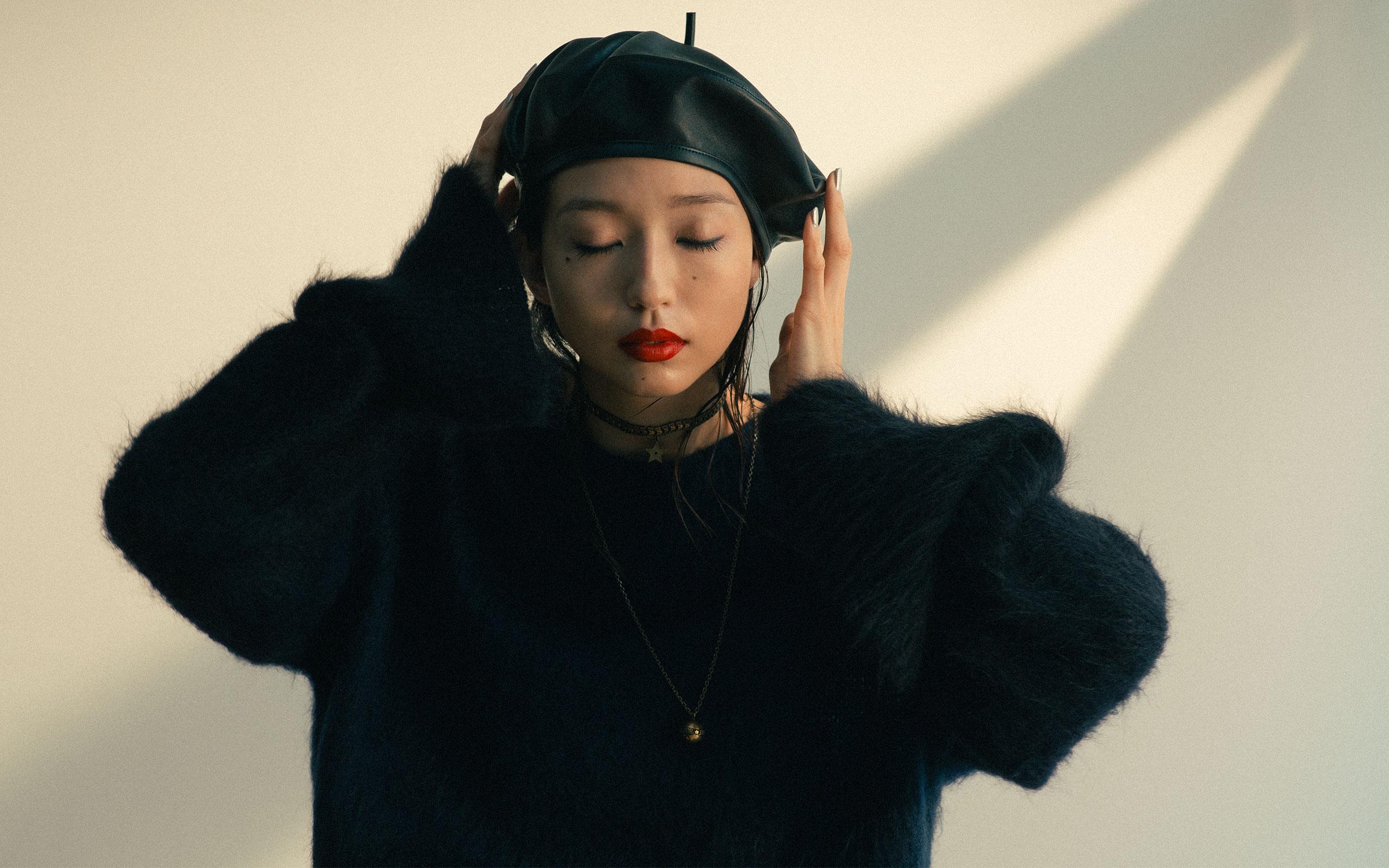 <span>Dior</span><span>Icon bags</span><span>with</span><span>Hana Matsushima</span>
