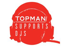トップマンの音楽プロジェクト「Topman Supports DJs」が始動