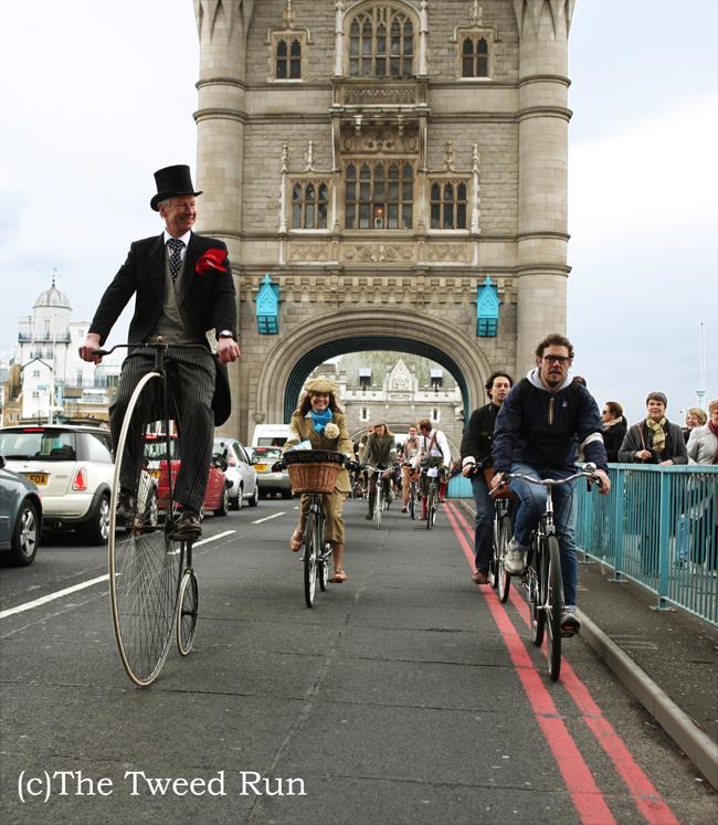 自転車の 東京 自転車 イベント 2013 : ... 自転車のコラボイベント「Tweed