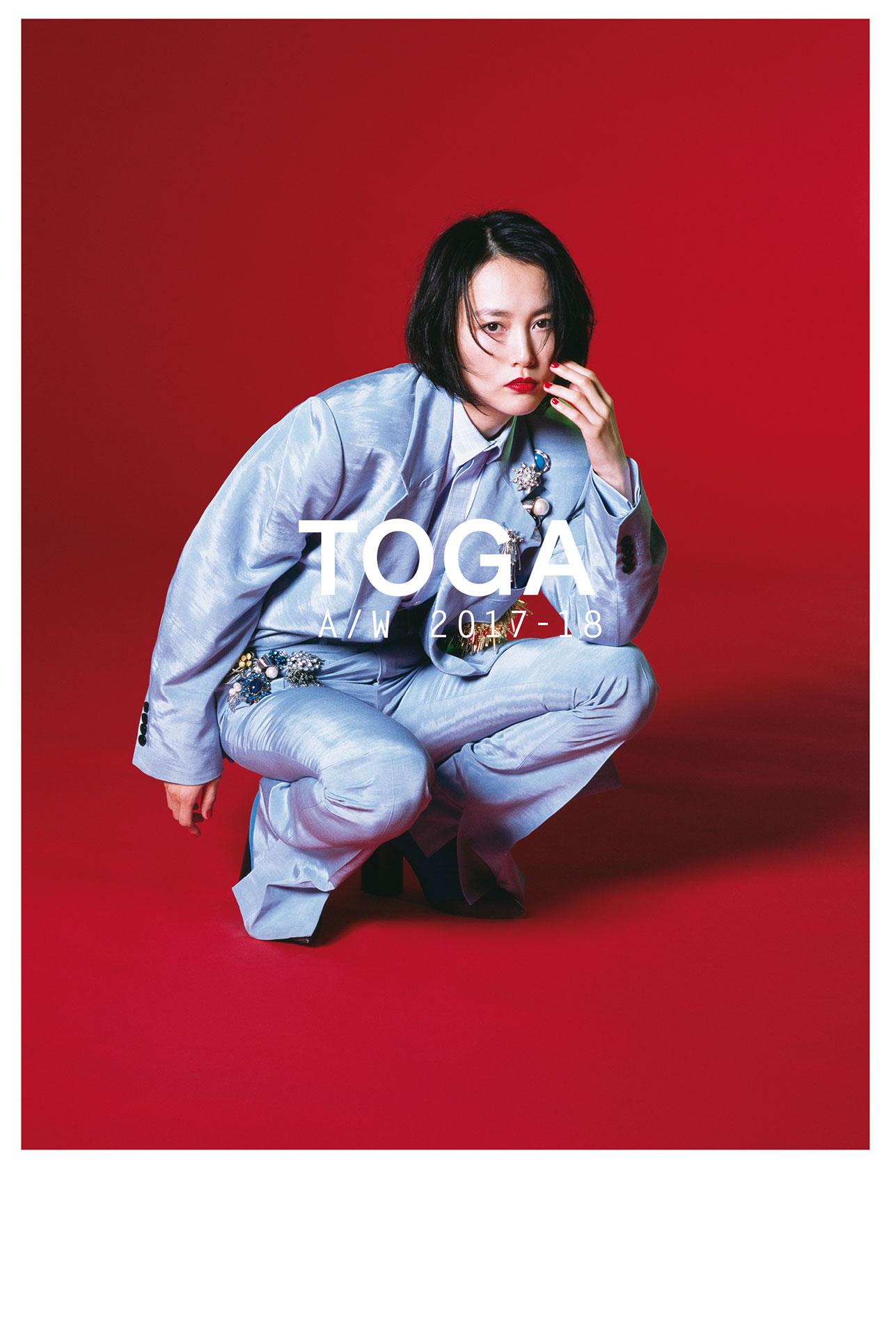 TOGA 2017-18 A/W Campaign