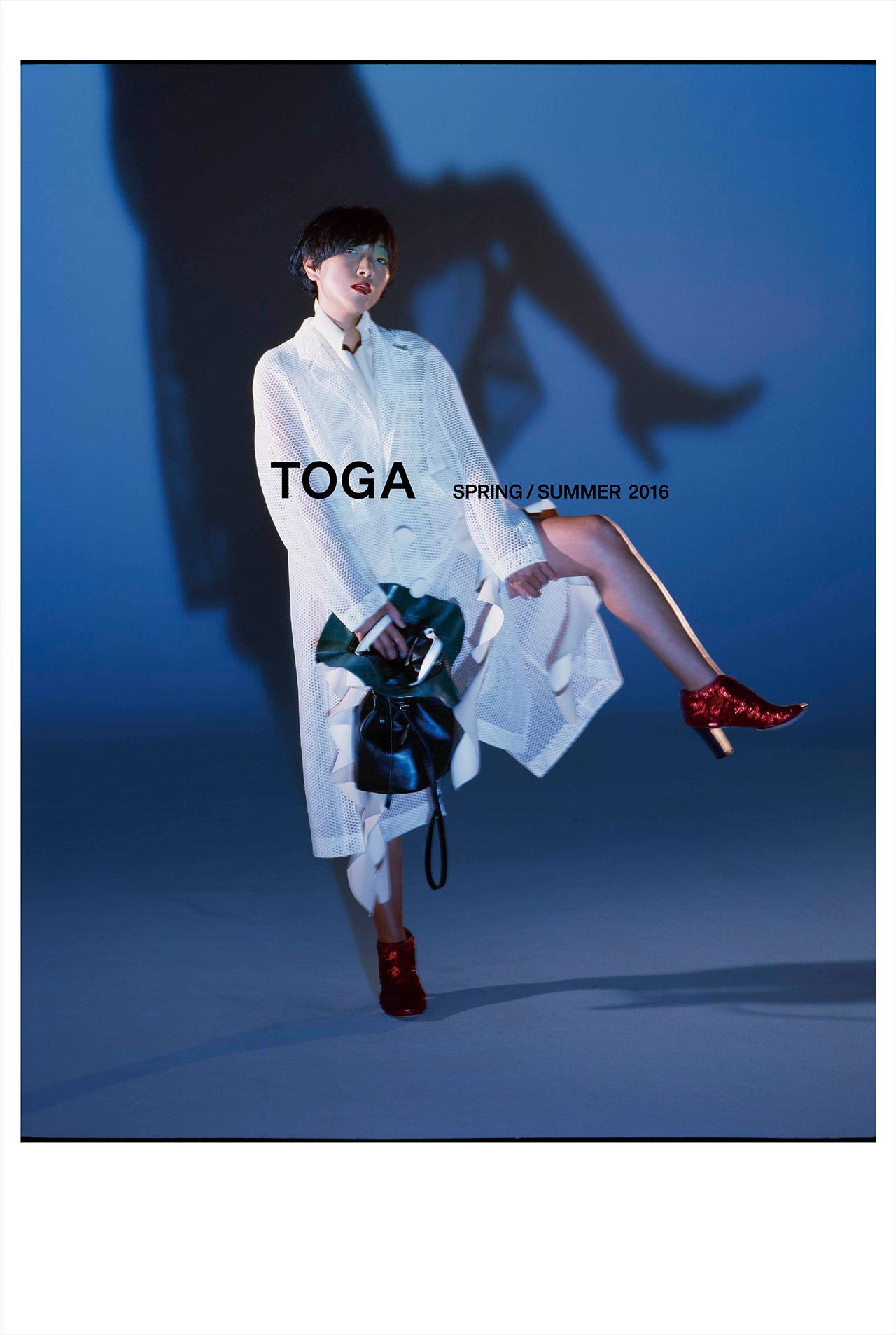 TOGA 2016 S/S Campaign