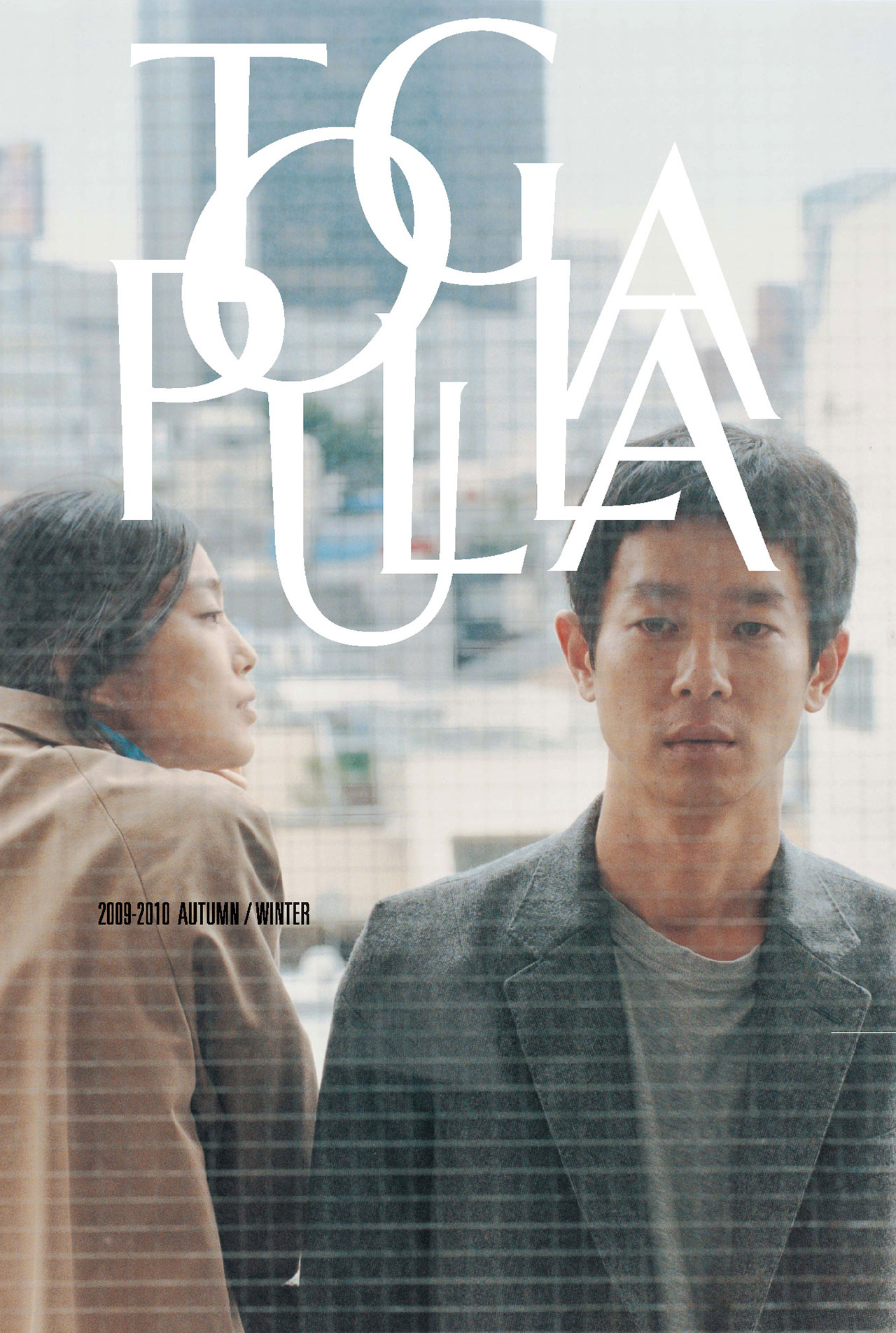 TOGA PULLA 2009-10 A/W Campaign
