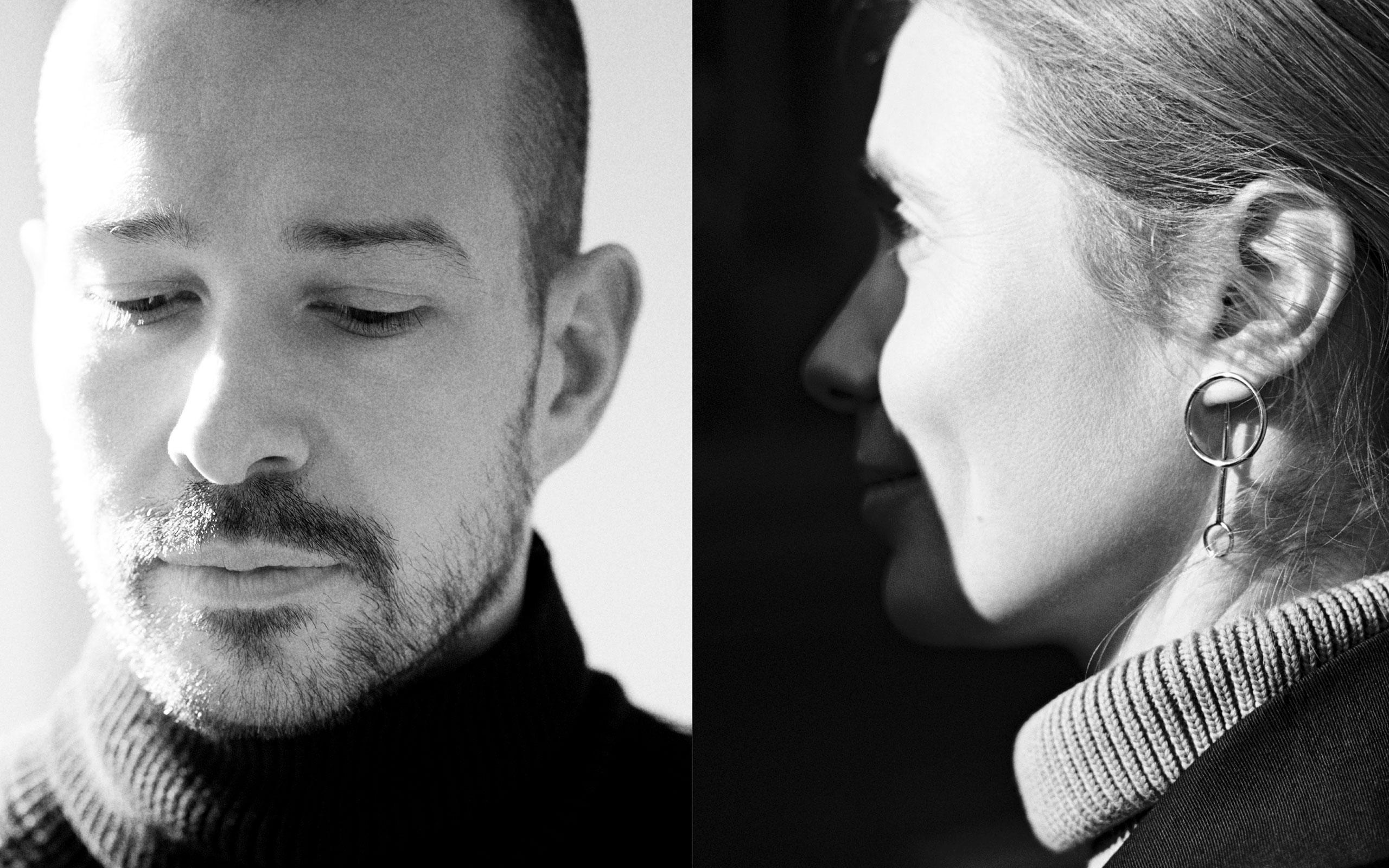 Interview with<br>Lucie Meier &#038; Luke Meier<br>from JIL SANDER
