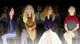ファッションフィルム vol.123: ディズニー × Barneys New York パリを舞台に世界の有名ファッション業界人たちがディズニーの世界と夢のコラボ
