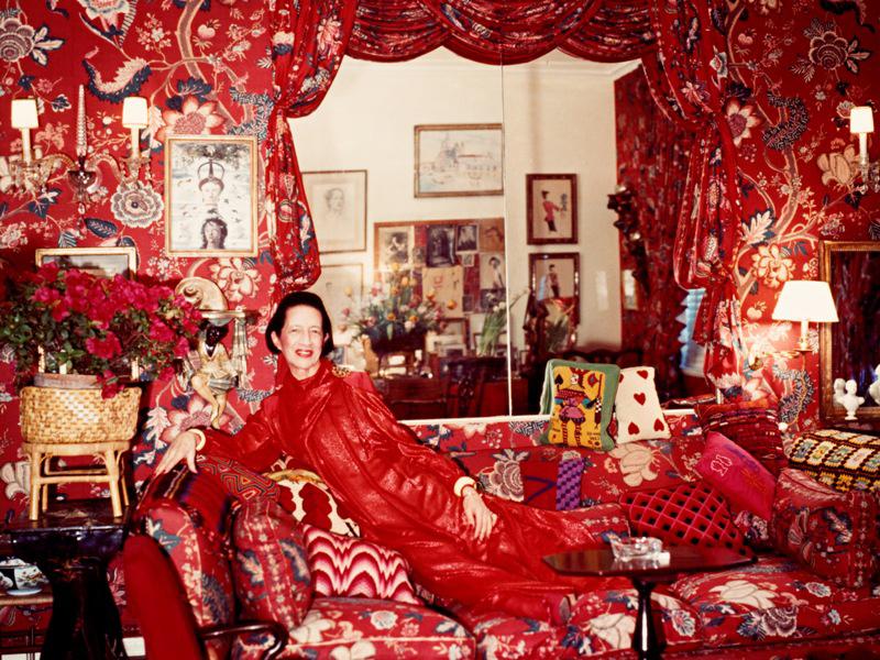 20世紀ファッション界の女帝、ダ...