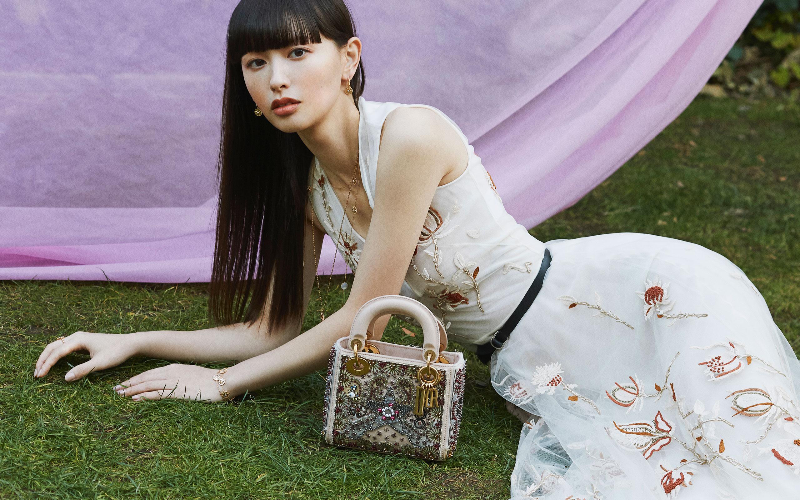<span>Dior</span><span>Icon bags</span><span>with</span><span>Emi Suzuki</span>