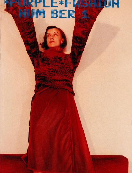 『purple fashion #1』/1996年