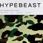 "<!--:ja-->『HYPEBEAST (ハイプビースト)』マガジン2012年秋冬号が発売 – テーマは ""インプレッション""<!--:--><!--:en-->HYPEBEAST magazine issue 3: The Impressions Issue<!--:-->"
