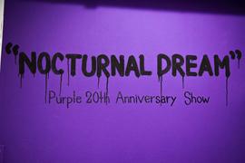 『パープル・ファッション』誌創刊20周記念、編集長オリヴィエ・ザームによる企画展「NOCTURNAL DREAM (ノクターナル・ドリーム)」がTHE LAST GALLERYにて開催中