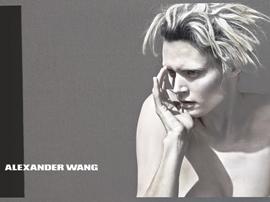アレキサンダー ワンが2013年春夏ウィメンズ・プレタポルテコレクションのキャンペーン画像を公開