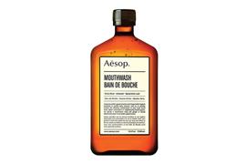 Aesop (イソップ) がマウスウォッシュを1月29日に発売