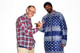 テリー・リチャードソンが『VICE (ヴァイス)』マガジン最新号でスヌープ・ドッグを撮り下ろし