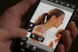 モバイル端末用写真加工ソフト「Adobe Photoshop Touch (アドビ・フォトショップ・タッチ)」が公開