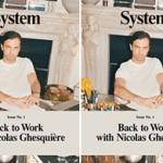 <!--:ja-->Nicolas Ghesquiere (ニコラ・ゲスキエール) の次なるステップが『System Magazine』で明らかに<!--:--><!--:en-->Nicolas Ghesquiere to reveal next move<!--:-->