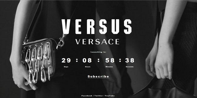 J.W. Anderson をデザイナーとして迎えた新生 Versus Versace のソーシャルメディアプロジェクトが始動