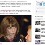 <!--:ja-->『Huffington Post (ハフィントン・ポスト) 』が選ぶ、ファッション業界でもっとも「嫌われている」7人<!--:--><!--:en-->The Seven Most Disliked People In the Fashion Industry<!--:-->