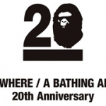 <!--:ja-->A Bathing Ape (ア ベイシング エイプ) 20周年記念Tシャツが発売<!--:--><!--:en-->A Bathing Ape's 20th Anniversary to feature collaborations with Kanye West, Pharrell, Futura, etc.<!--:-->