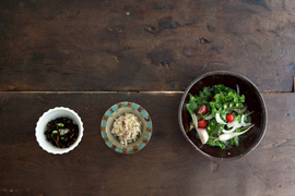 東泉一郎がクリエイティブディレクション、三原寛子 (南風食堂) がフードディレクションを担当した新カフェレストラン「Rensa (レンサ)」が日本橋大伝馬町にオープン