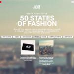 <!--:ja-->H&Mが米国で遂にeコマース・サイトをローンチ。特設サイト「50 States of Fashion」が公開<!--:--><!--:en-->H&M Finally Launches E-Commerce Site in the U.S.<!--:-->