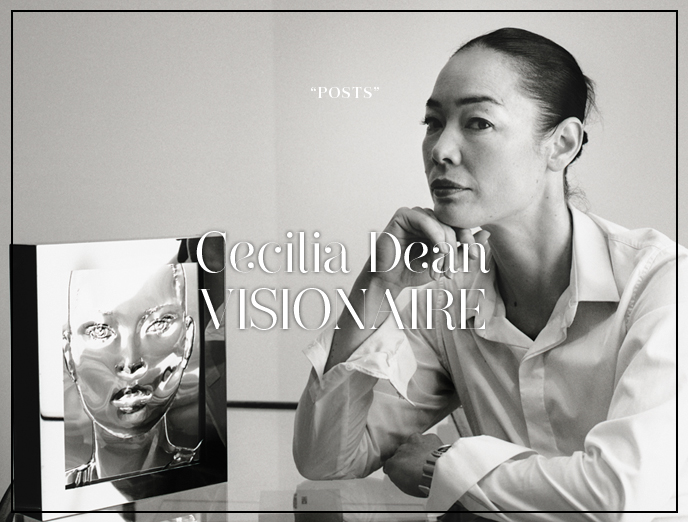 Interview with VISIONAIRE co-founder Cecilia Dean on the latest issue and her creative path