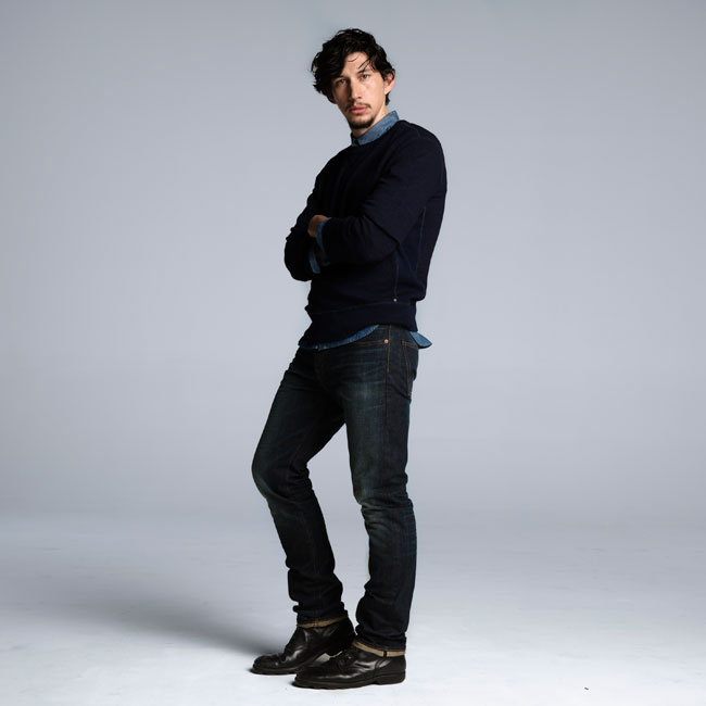 Adam Driver | Back to Blue. Fall 2013