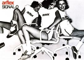 1970年代にarflex (アルフレックス) の記念碑的ポスターを手がけた長濱治氏の写真展「PHOTO REACTION」が開催