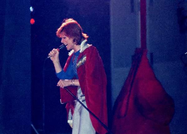 David Bowie (デヴィッド・ボウイ) 、Louis Vuitton (ルイ・ヴィトン) 広告キャンペーンの顔に