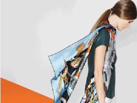 Hermès (エルメス) がスカーフに特化したアプリ「SILK KNOTS」を発表