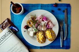 フィンランドの朝ごはん「カルヤランピーラッカ」がワールド・ブレックファスト・オールデイで食べられる