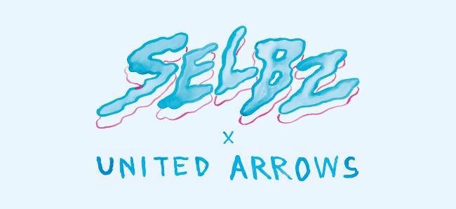 フォトグラファー、トッド・セルビーの新ブランド「Selbz」のポップアップショップが、ユナイテッドアローズ 原宿本店 メンズ館でオープン