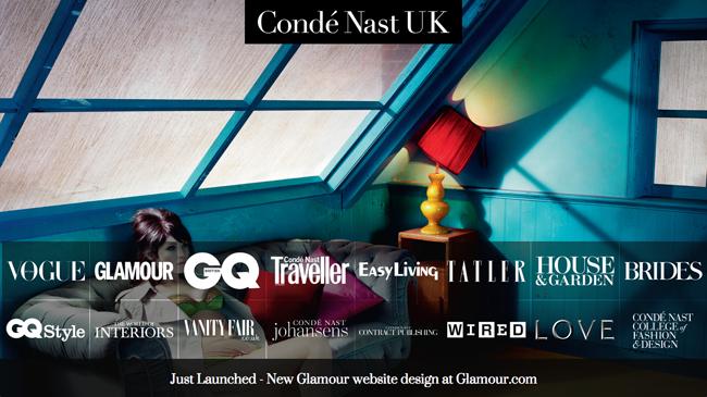 英国Condé Nast (コンデナスト) 、各誌のデジタル版をローンチ