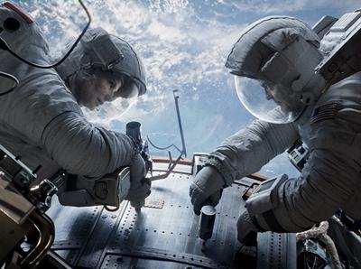 本年度アカデミー賞の最有力候補『ゼロ・グラビティ』が12月13日いよいよ公開!サンドラ・ブロックとジョージ・クルーニー主演で贈る、この冬最大の話題作!