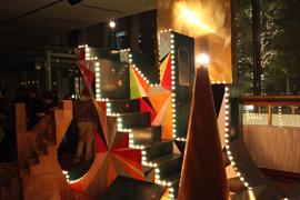 新丸ビル7階「丸の内ハウス」にて12月25日までクリスマスイベントが開催中