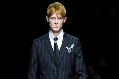 DIOR HOMME (ディオール・オム) 2014年秋冬に見る次世代のメンズファッション
