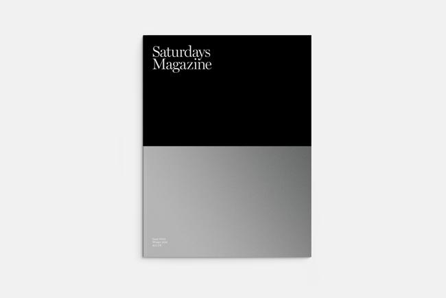 『Saturdays Magazine (サタデーズ・マガジン)』第3号が発売