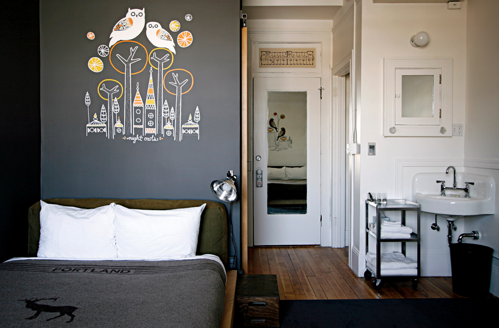 for Ace hotel chicago design