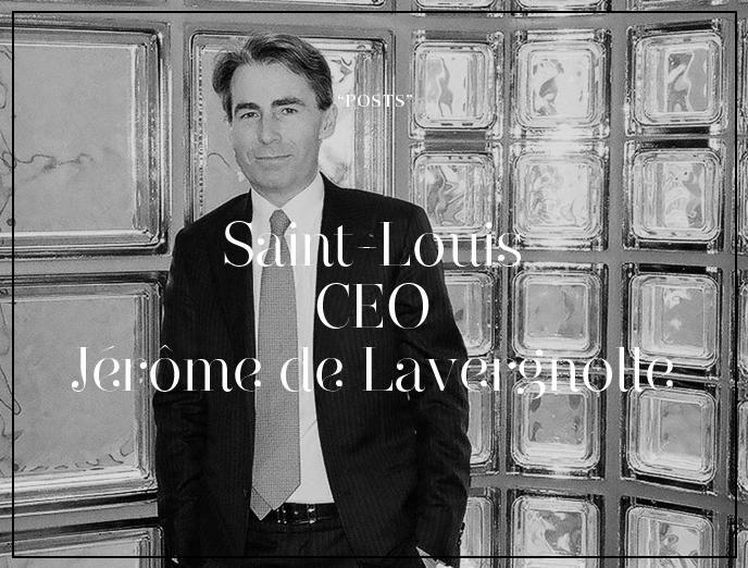 Interview with Saint-Louis CEO Jérôme de Lavergnolle