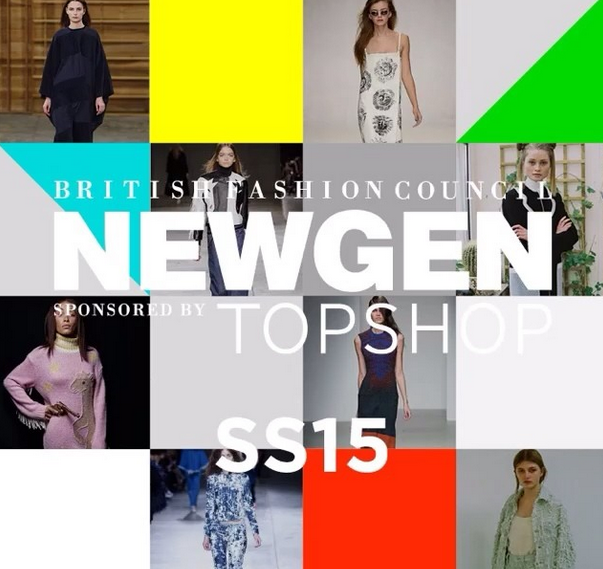 若手支援プログラム「NEWGEN 2015」の選出デザイナーはMarques Almeida、Lucas Nascimento、Danielle Romeril、1205、Ryan Lo、Faustine Steinmetz、Ashley Williams