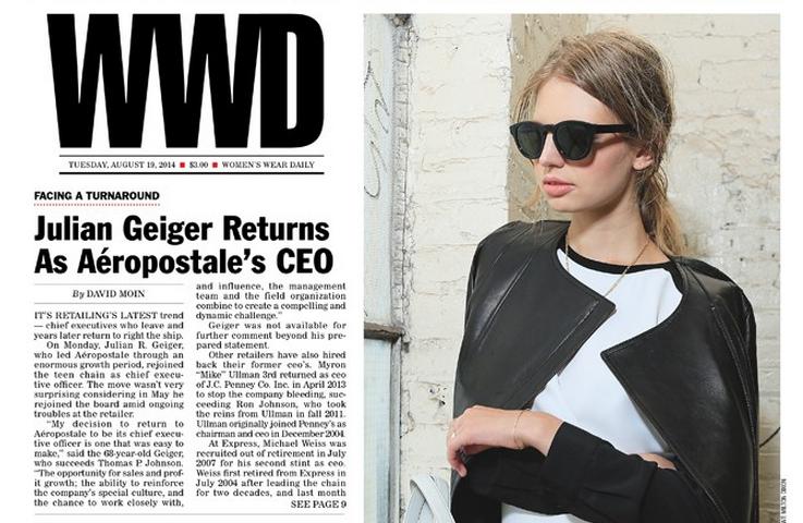 Penske Media Corporation (ペンスキー・メディア・コーポレーション) が『WWD』の親会社を Condé Nast (コンデナスト) より買収