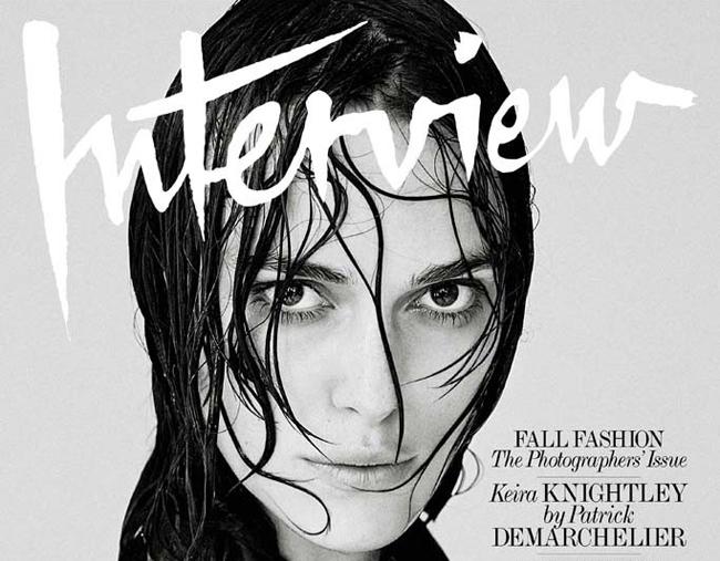 『Interview Magazine』がキーラ・ナイトレイ、ナオミ・キャンベル、ニコール・キッドマン、アンバー・ヴァレッタ、ダリア・ウェーボウィ、レア・セドゥを6つの異なる表紙で起用