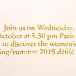 <!--:ja-->今夜、Hermès (エルメス) が2015年春夏ウィメンズコレクションを生中継 #hermesfemme<!--:--><!--:en-->Hermès to Livestream The Women's S/S 2015 Runway Show on Oct 1 at 5:30 pm (Paris time) #hermesfemme<!--:-->