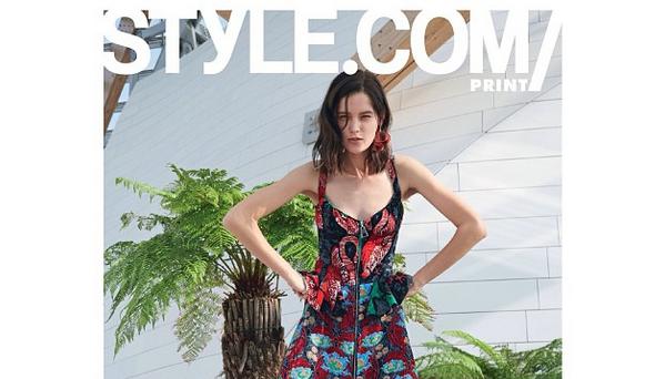 『Style.com (スタイルドットコム)』が再び『Vogue (ヴォーグ)』の傘下に