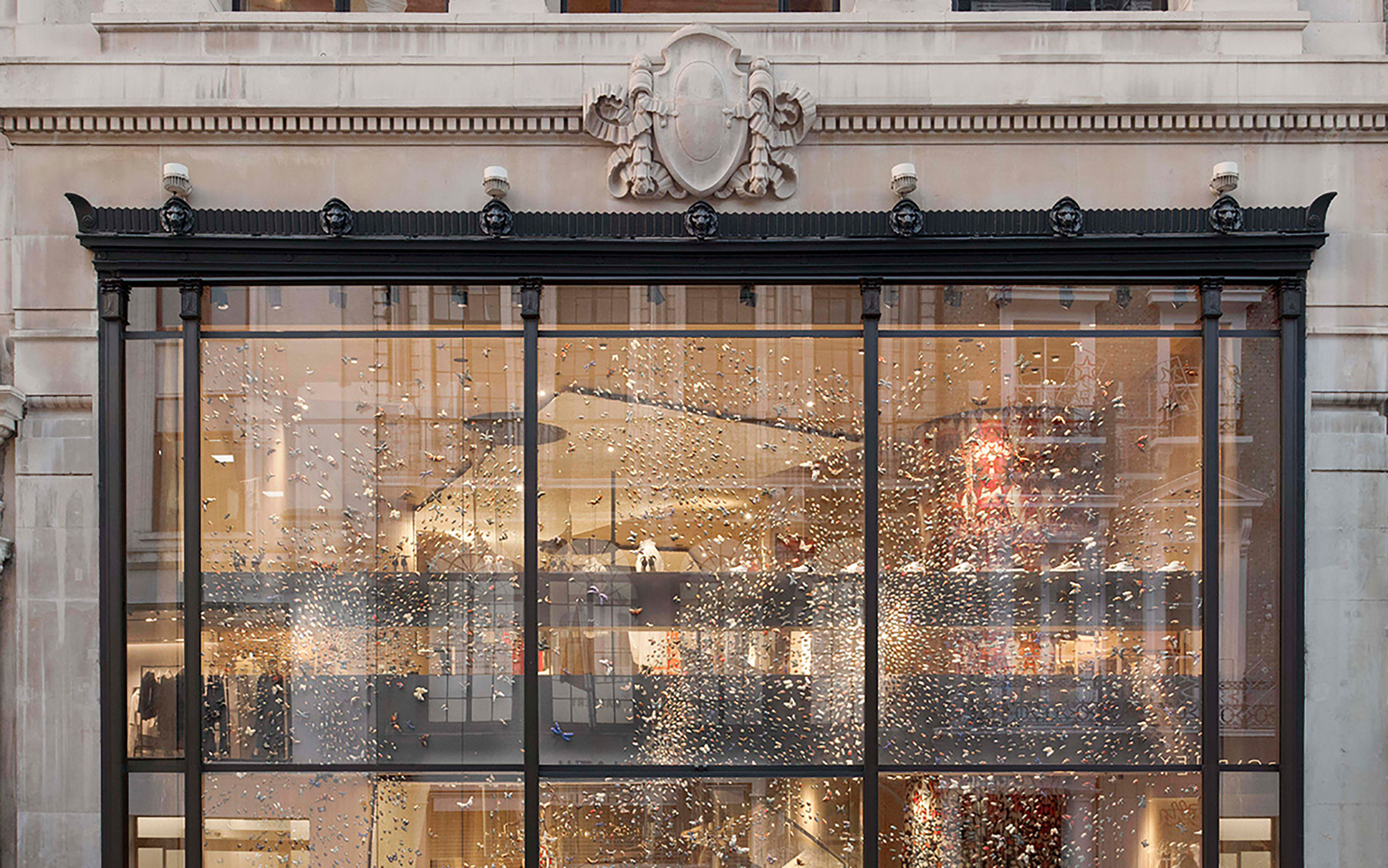 Alexander McQueen Opens New Flagship Store In London