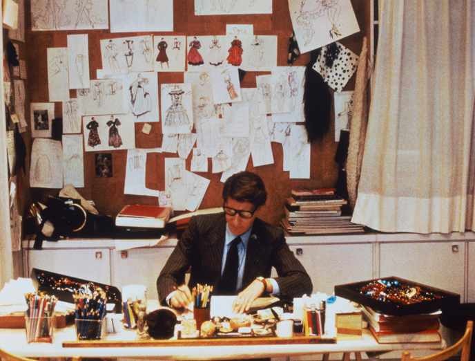 """First-ever YSL Retrospective Exhibition """"Yves Saint Laurent: Style Is Eternal"""" Comes To UK"""