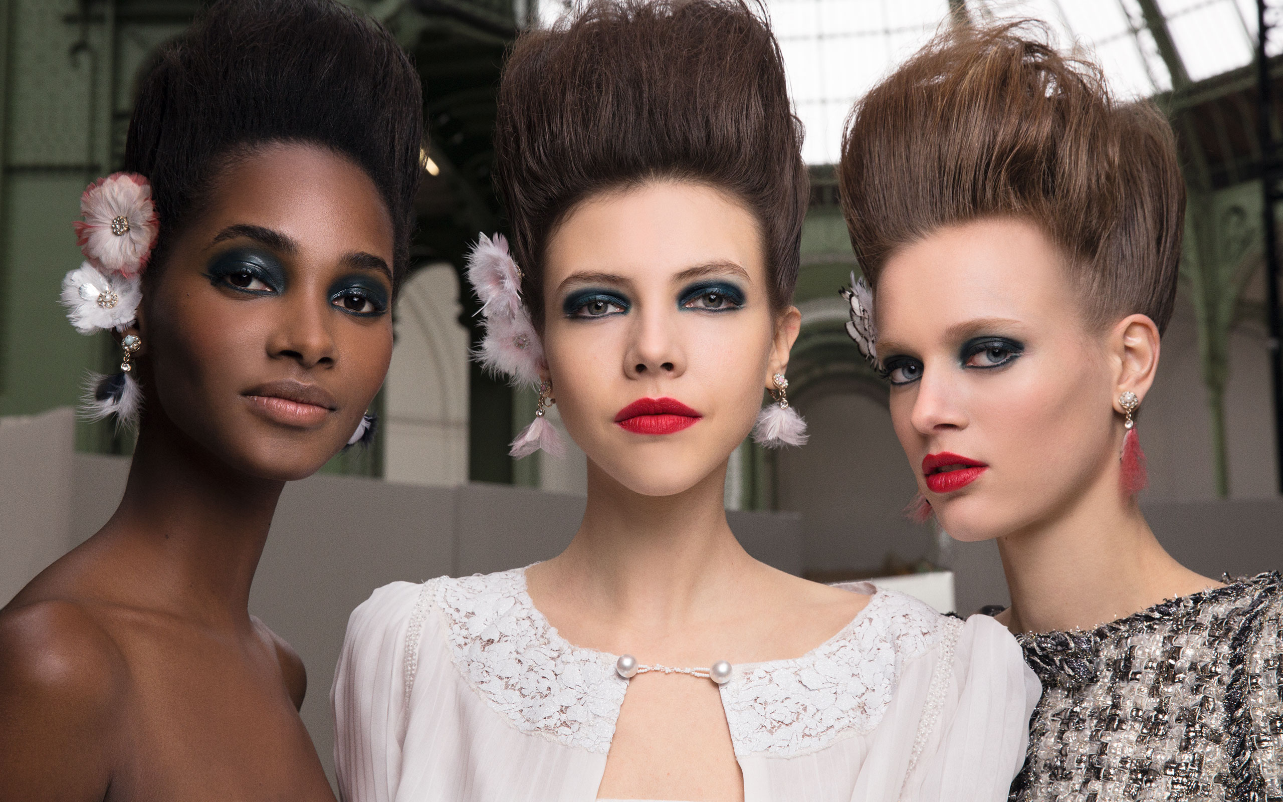 Discover CHANEL's Spring Summer 2019 Haute Couture Collection Make-Up