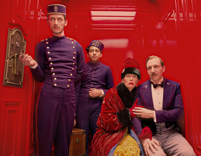 © The Grand Budapest Hotel